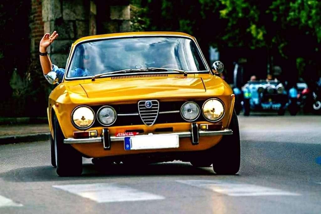 Scuderia Campidoglio - Alfa Romeo GT